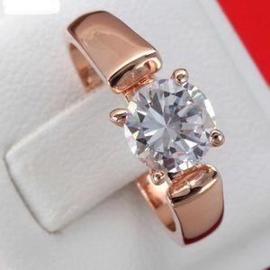 ⚜️ROSE GOLD DIAMOND RING⚜️